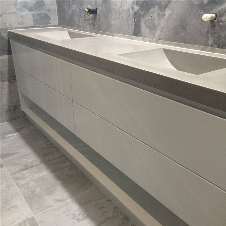 Find This Pin And More On Polished Concrete Bathroom Vanity Tops By  Mitchellbinkcd.
