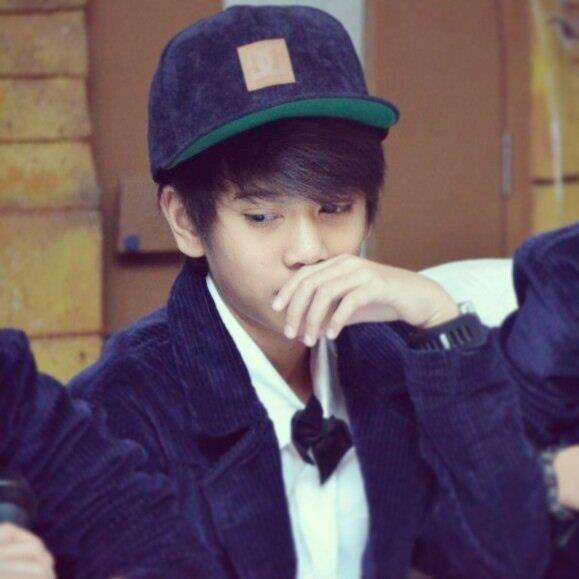Iqbaal Dhiafakhri Ramadhan. He is Coboy Junior member