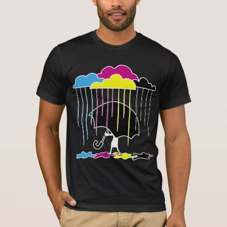 A Colorful Rain T-Shirt - click to get yours right now!
