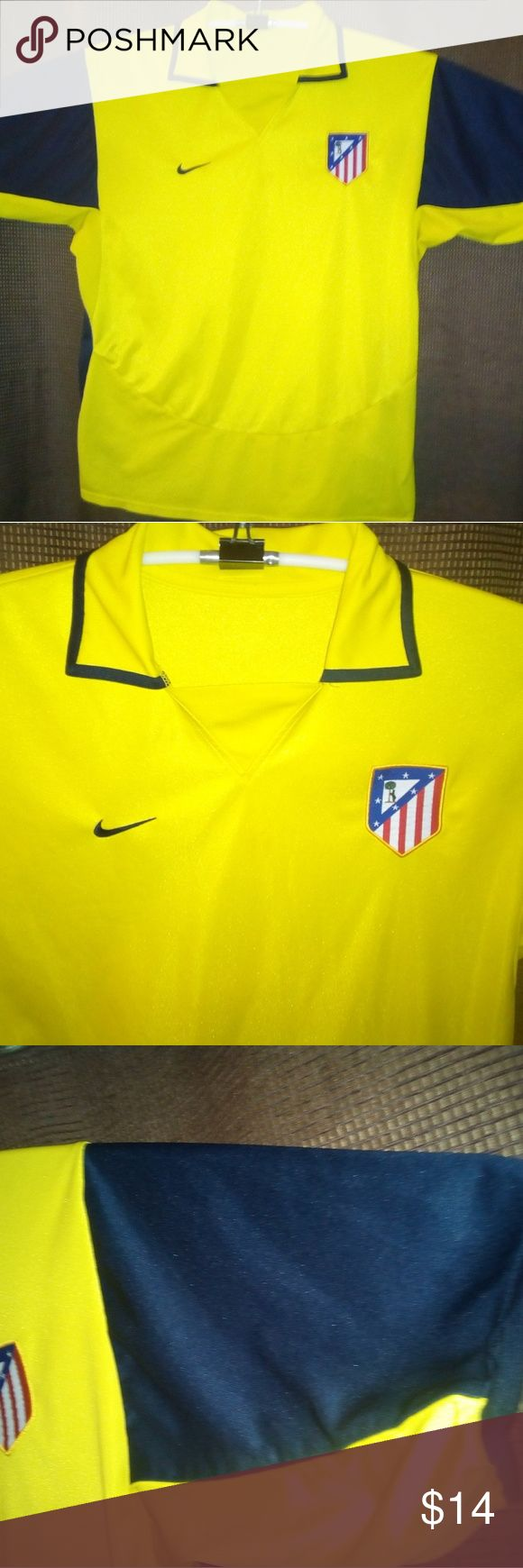 camiseta atletico de madrid marca