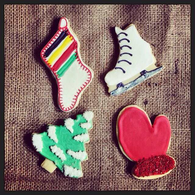 Canadiana Cookie Project
