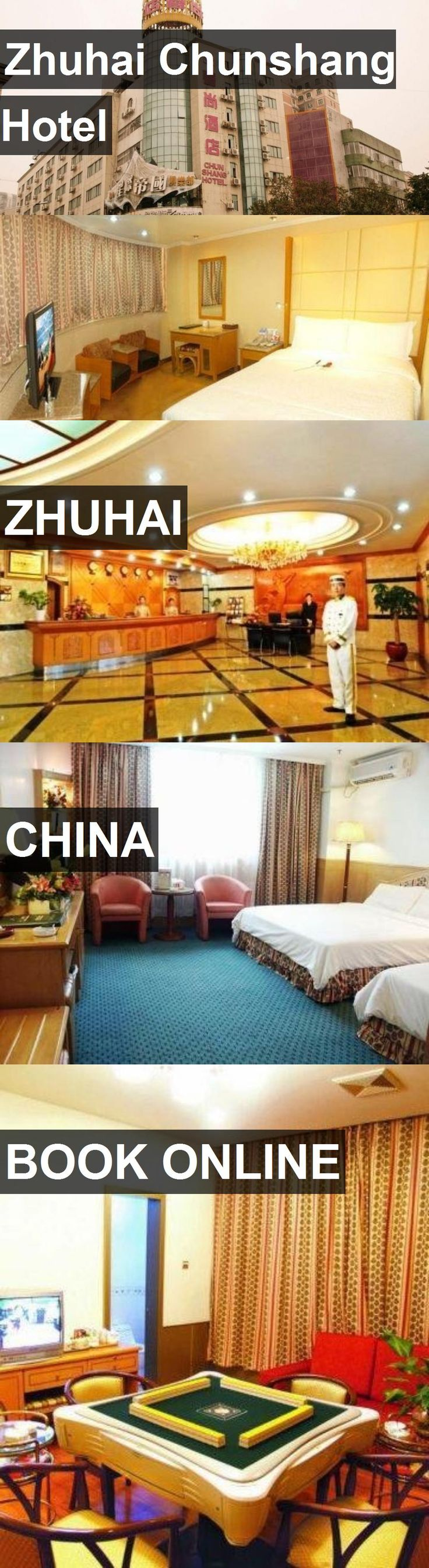 Zhuhai Chunshang Hotel in Zhuhai, China. For more information, photos, reviews and best prices please follow the link. #China #Zhuhai #travel #vacation #hotel