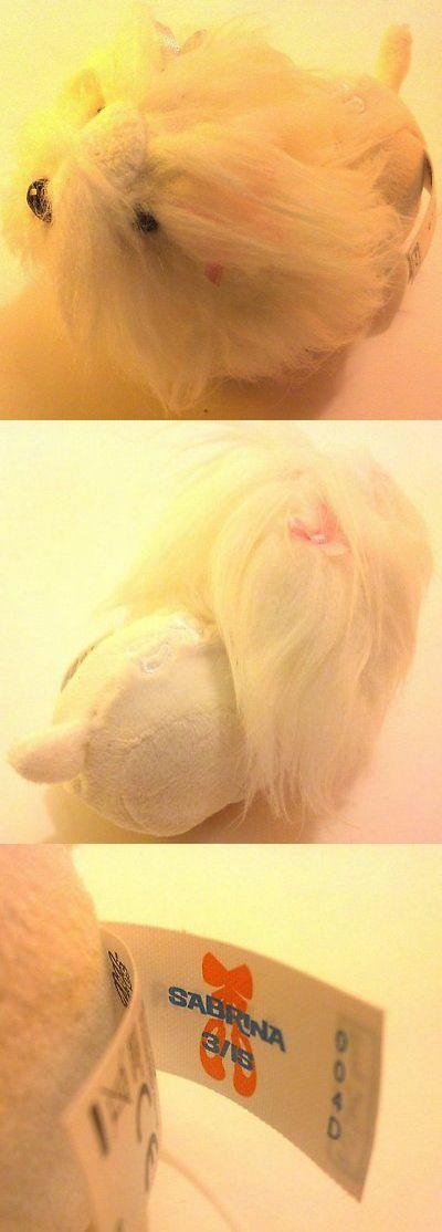 Zhu Zhu Pets 171529: Cepia Zhu Zhu Puppies Dog Sabrina - Maltese White -> BUY IT NOW ONLY: $40.43 on eBay!