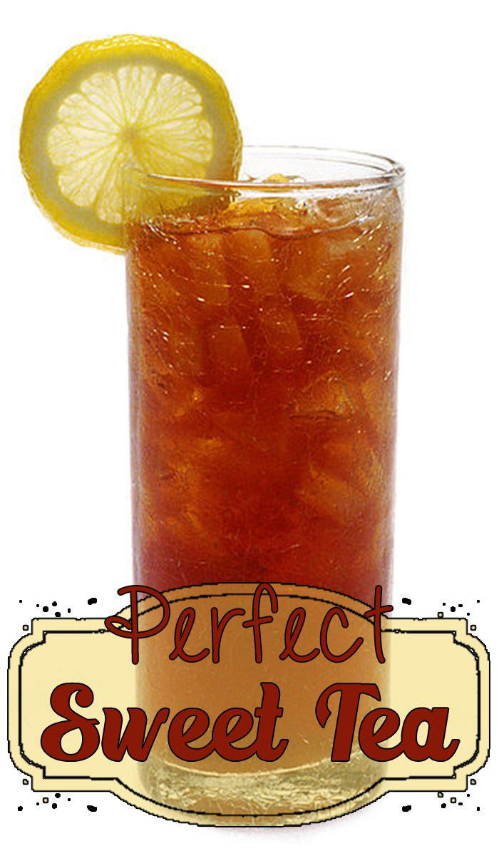 Perfect Sweet Tea - Deja Vue Designs