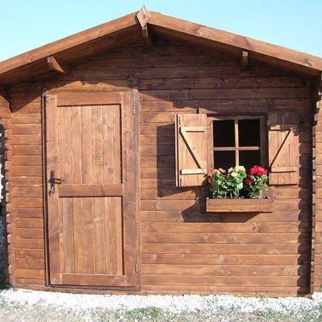Oltre 25 fantastiche idee su casette da giardino su for Casette di legno prezzi