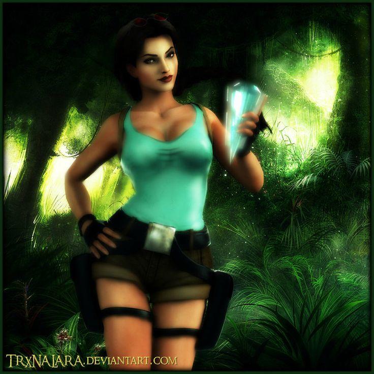 3d Tomb Raider Wallpaper: 17 Best Images About Lara Croft On Pinterest