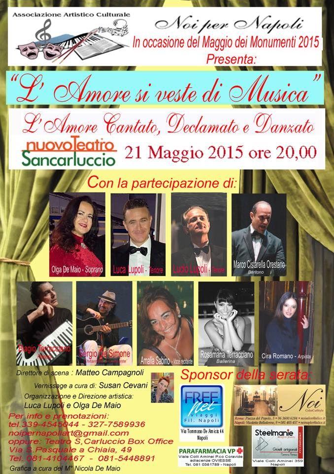 Teatro Sancarluccio nel Napoli, Campania