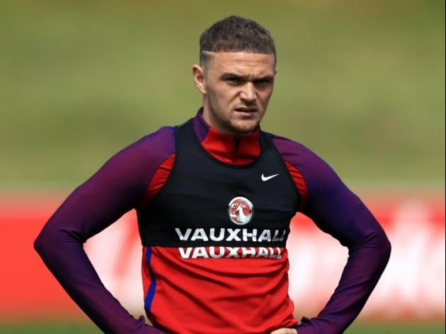 Kieran Trippier makes debut in England's friendly against France