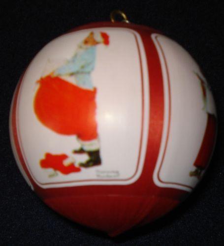 Satin Christmas Ball Ornaments