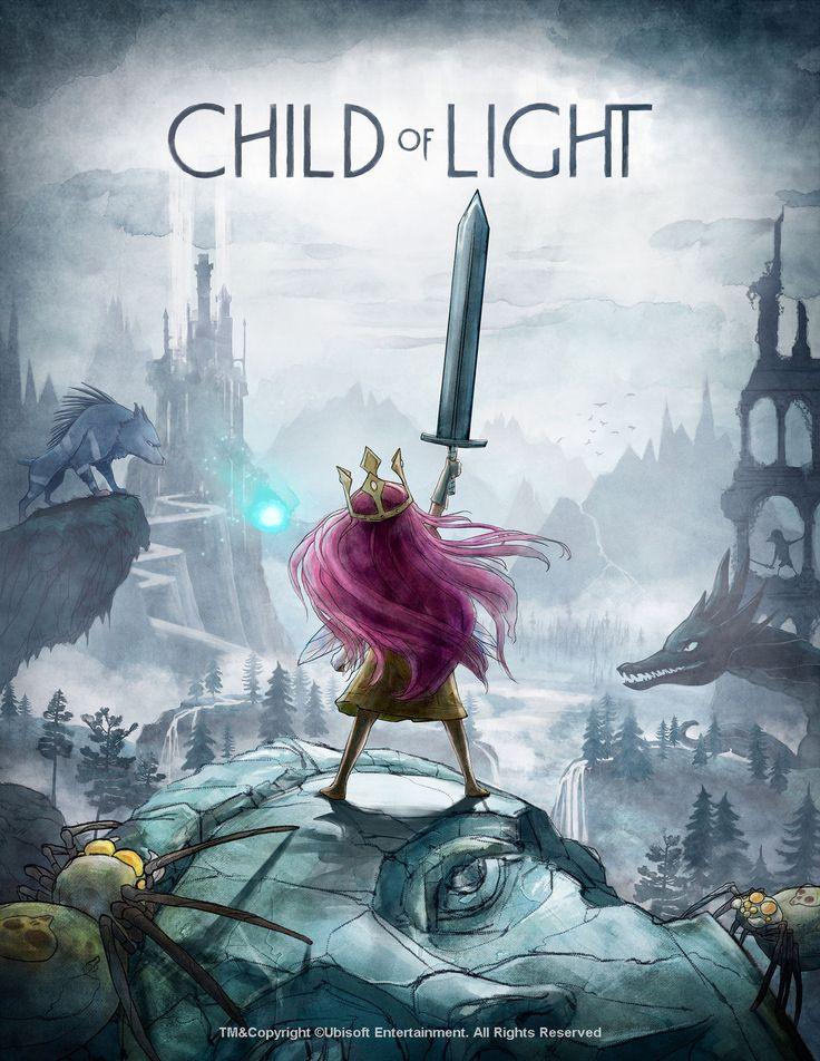 Child of Light, Eve Berthelette on ArtStation at http://www.artstation.com/artwork/child-of-light-9f8ace89-944b-4258-b481-e140664661ee