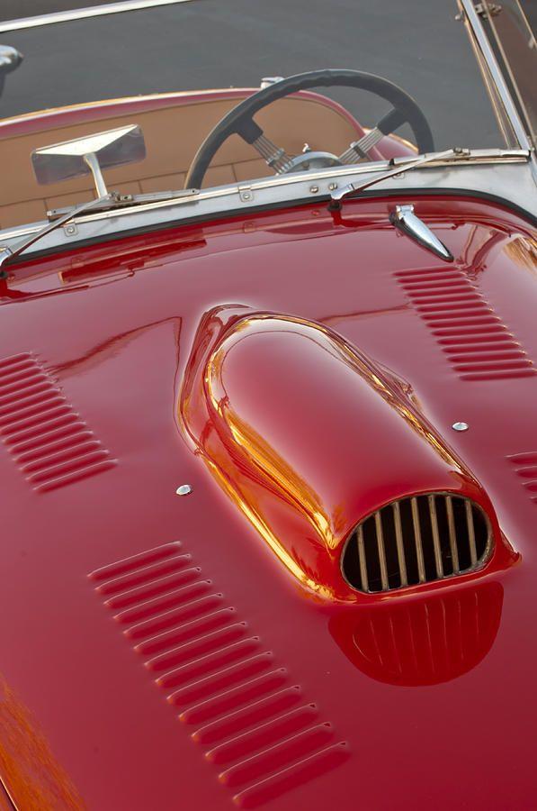 1951 Allard K2 Roadster 3 by Jill Reger