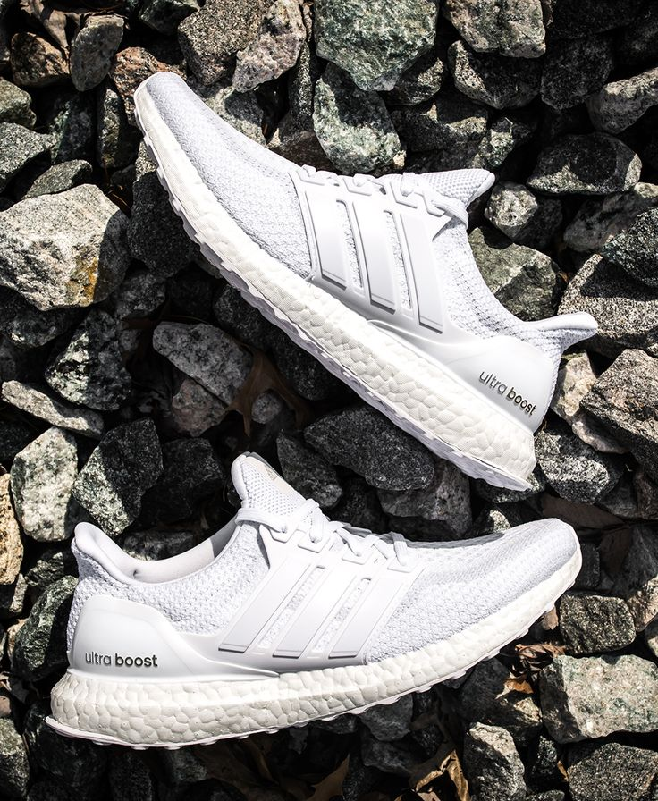 """Just Released in the US: adidas Ultra Boost """"Running White"""" - EU Kicks: Sneaker Magazine"""