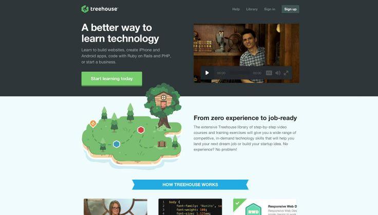 20+ resources for learning web design & development | Webdesigner Depot