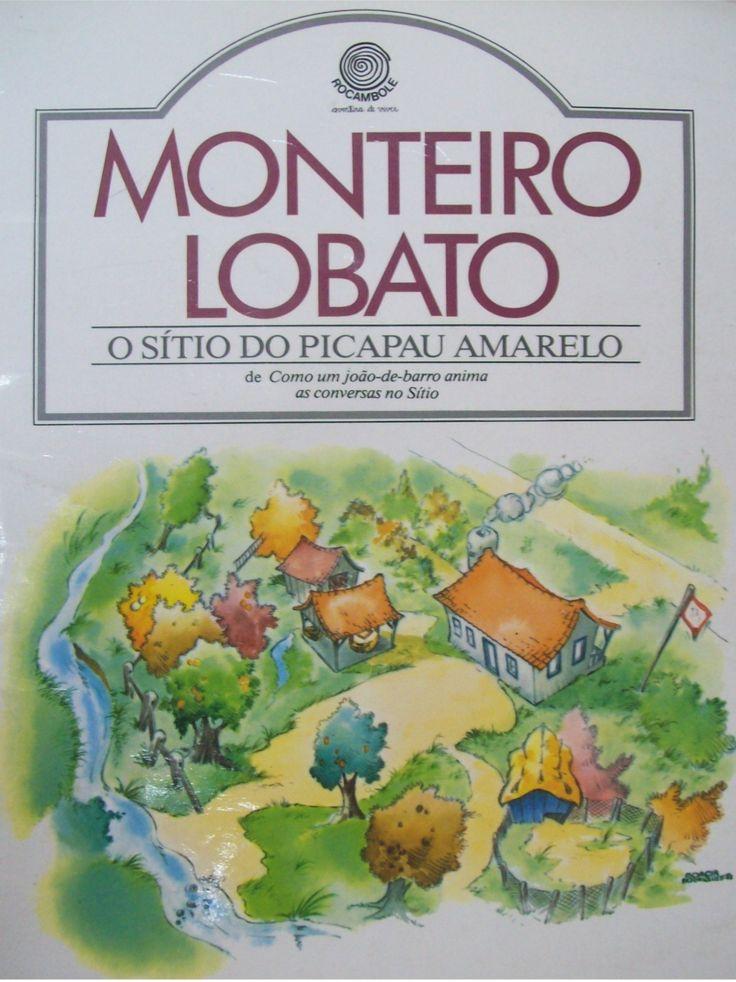 Sítio do Pica Pau Amarelo - livro virtual by Jalda Maria Pinheiro Cavalcante via slideshare