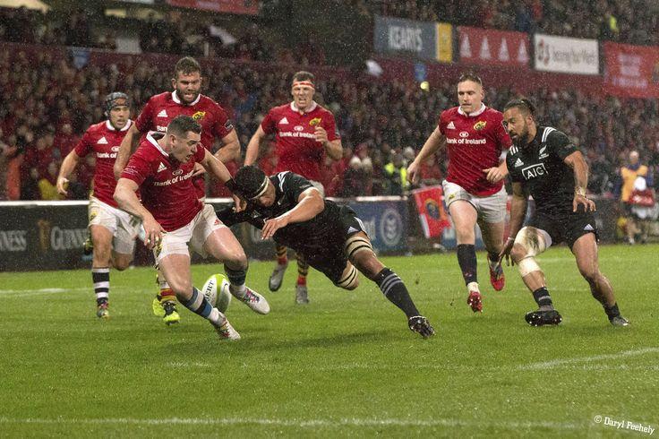 https://flic.kr/p/EC2MCv | Munster V Maori All Blacks