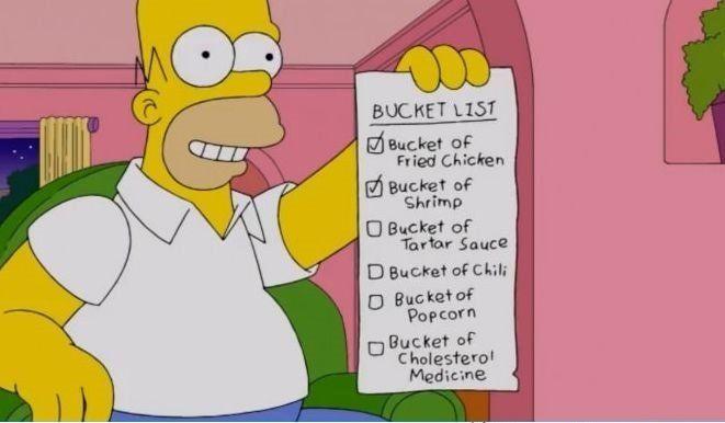 Bucket list - Imgur