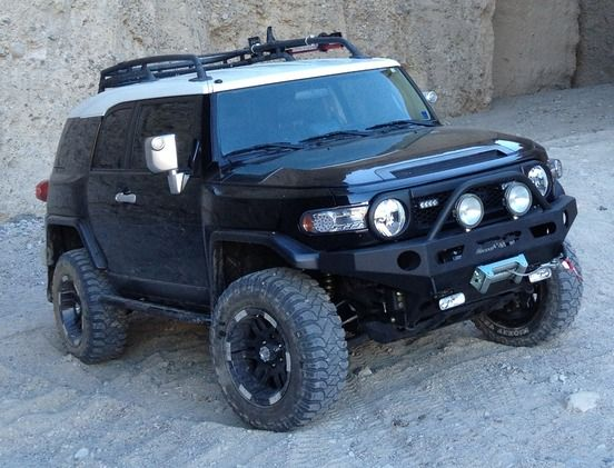Check out this 2007 Toyota FJ Cruiser on AutoTrader.com