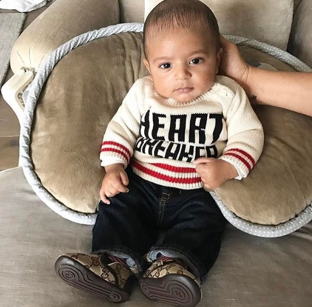 DJ Khalid's son 😍