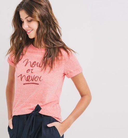 T-shirt+z+nadrukem