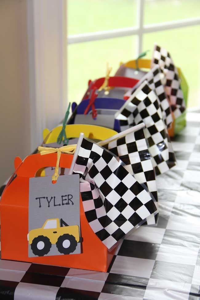 Best Monster Truck Party Supplies Ideas Only On Pinterest