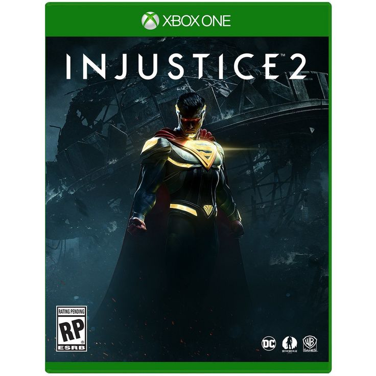 Injustice 2 (Xbox One), Console Video Game