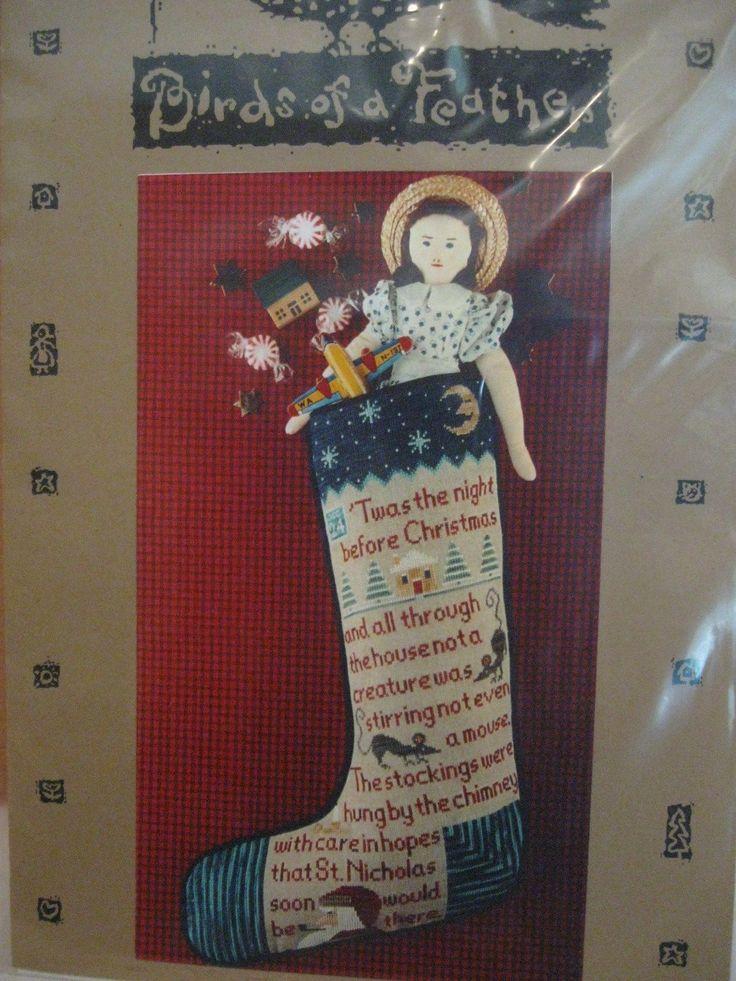 213 besten Christmas stockings Bilder auf Pinterest ...