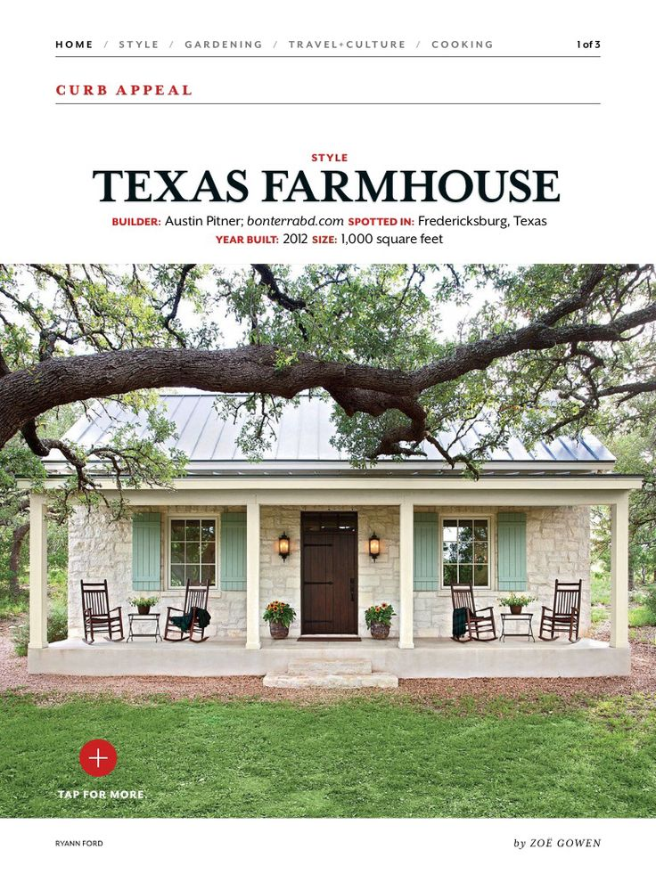 Pure Texas Farmhouse | ALL Texas | Pinterest | Texas farmhouse and Texas