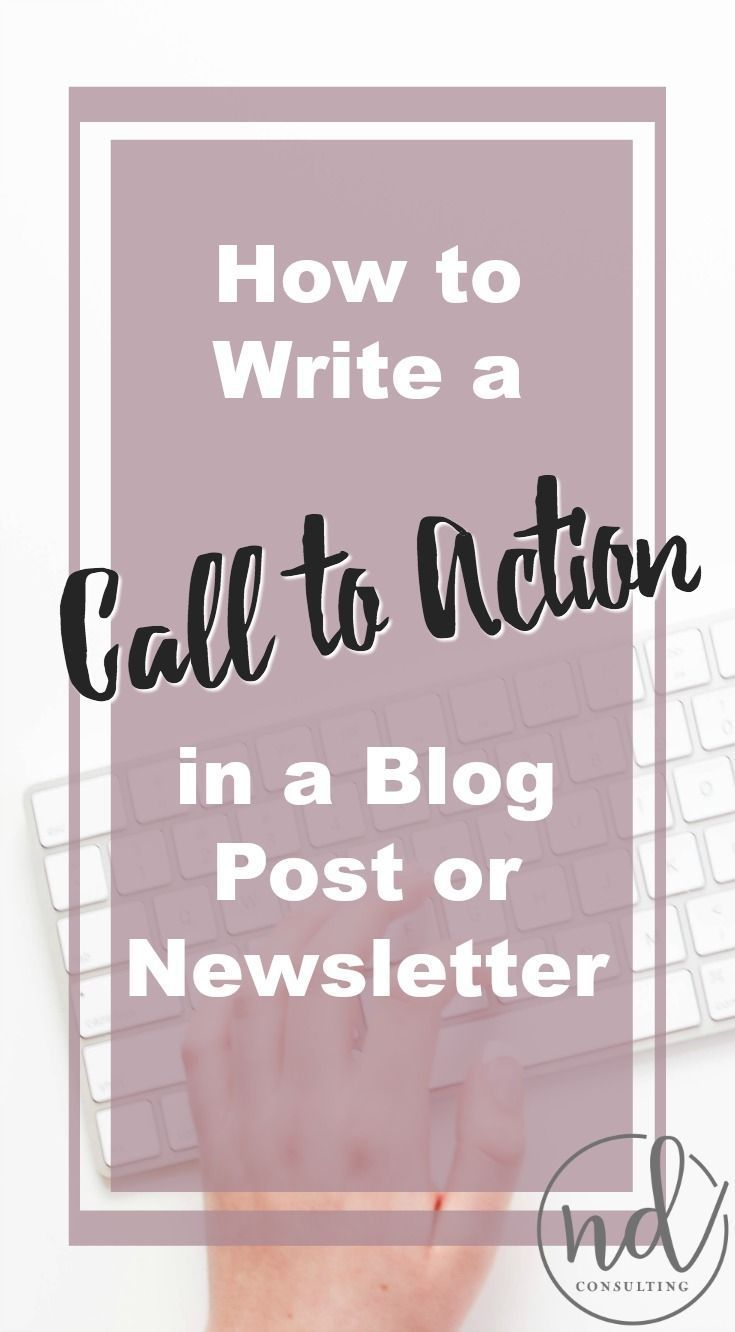 5 Ways To Put Your Email Call To Action To Work