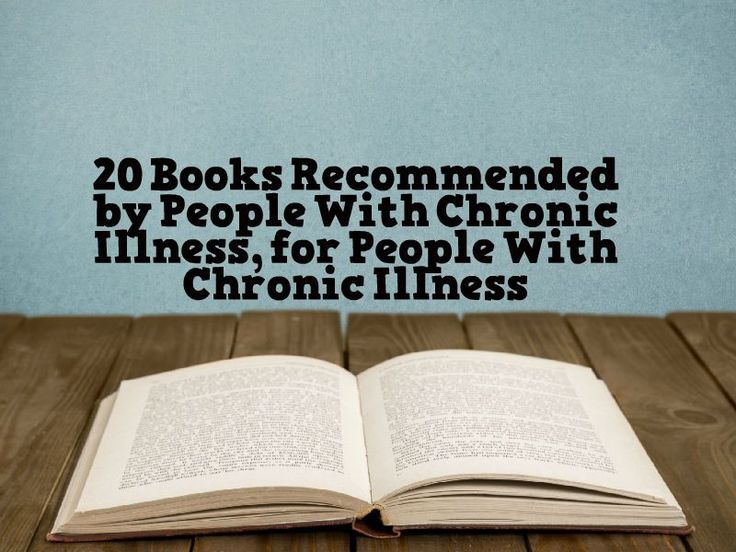20 Books Recommended by People With Chronic Illness, for People With Chronic Illness. I'm so glad that both my books are on this list! http://themighty.com/2016/03/20-books-recommended-by-people-with-chronic-illness-for-people-with-chronic-illness/