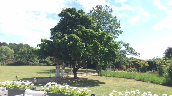 "Gaynes Park on Twitter: ""Lots of bridesmaids coming up the aisle #walledgardens #aisle #weddingvenue #bridesmaids #countryweddings # https://t.co/cXJLaqDX6X"""
