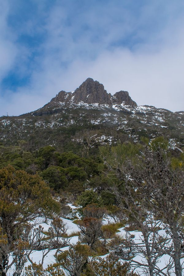 The Dove Lake Circuit Walk in the Cradle Mountain-Lake St Clair National Park - Tasmania