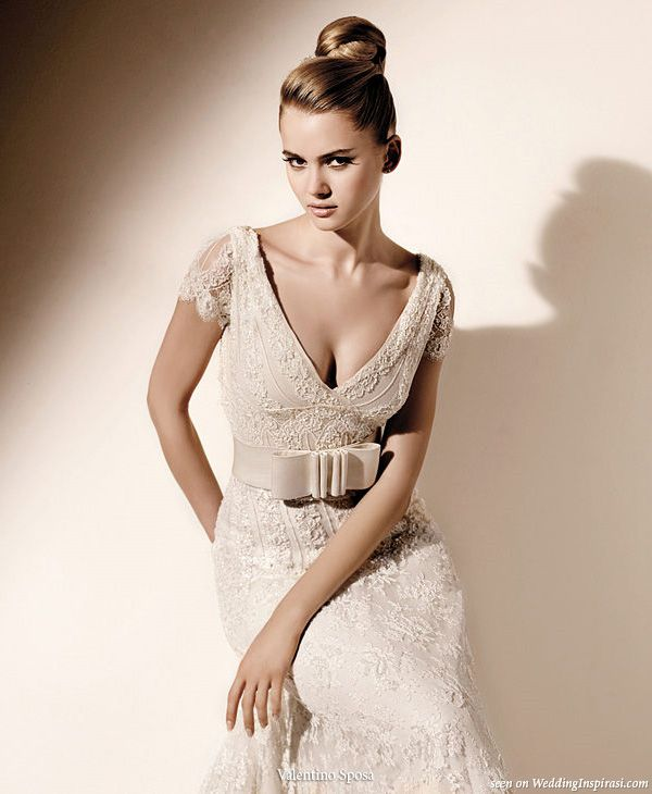 22 best christian pellizzari collections images on for Valentino short wedding dress