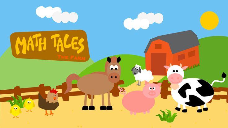 Math Tales un App per bambini in età pre scolare  http://damammaamamma.blogspot.it/2014/07/math-tales-un-app-per-bambini-in-eta-prescolare-per-imparare-la-matematica-giocando.html