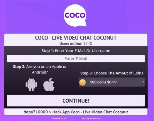Free coins chat fun Clickfun Casino
