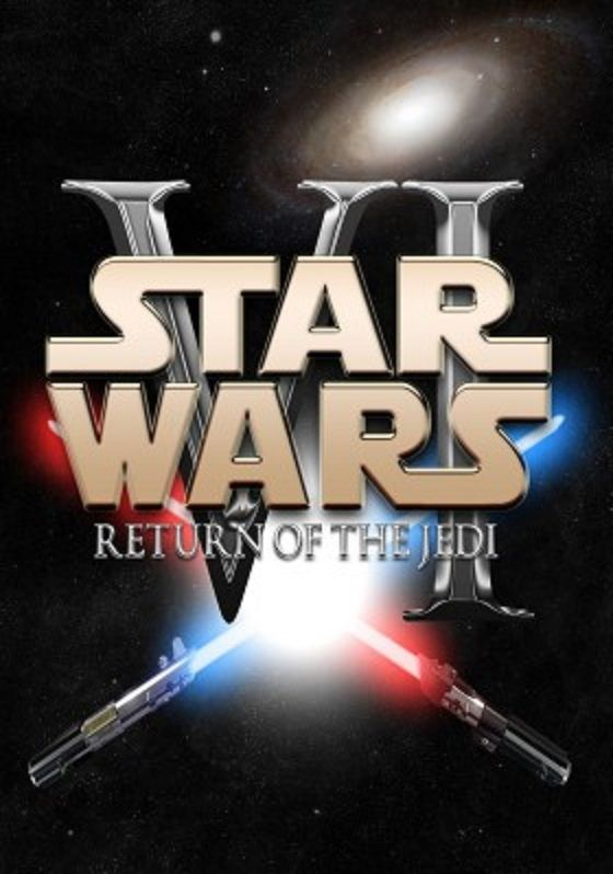 Star Wars: Episode VI - Return of the Jedi / Star Wars: Episode VI - Die Rückkehr der Jedi-Ritter