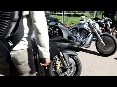 Допустимый уровень шума: что делать с байкерами | jovideo - видео портал