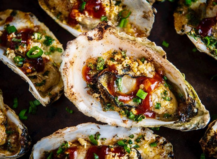 Bbq oysters by matt pittman recipe with images bbq