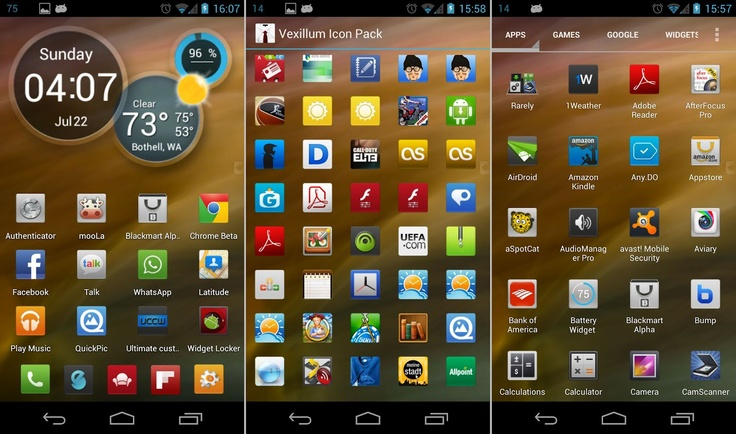 Vexillum Project Icons Pack Game google, Icon pack, Icon