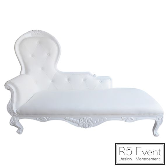 SoHo Chaise Lounger- available for rent from R5 Event Design!