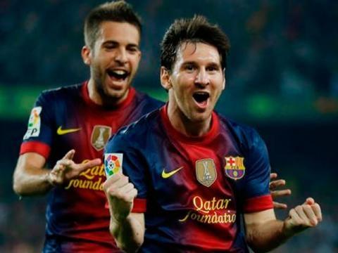 Messi irá hoy en busca de su gol 300 cuando el Barcelona reciba al Celtic por la Champions