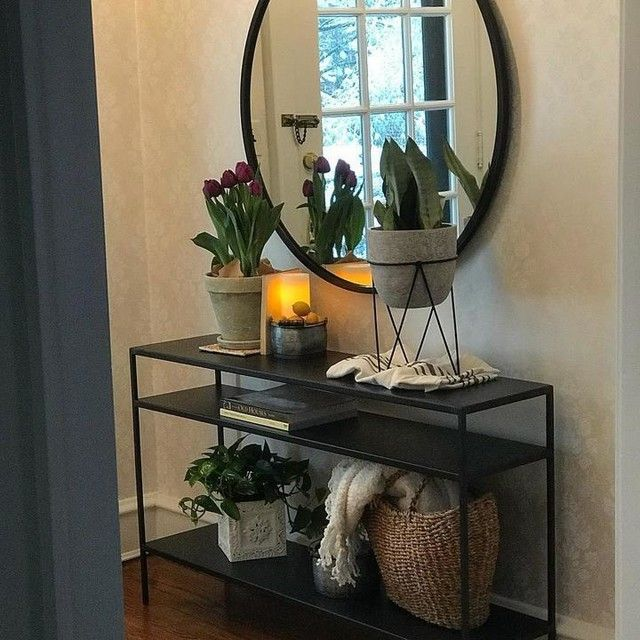 Slim Console Tables In Natural Steel Modern Console Tables Storage Modern Entryway Furniture Modern Console Tables Slim Console Table Modern Furniture Living Room