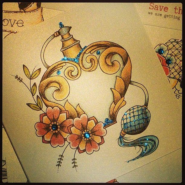 10 Best Images About Skull Perfume Bottles On Pinterest: Perfume Bottle Tattoo, Tree Tattoos And Sugar Skull Tattoos
