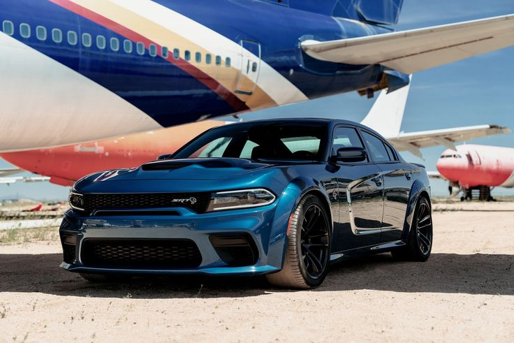 2020 Dodge Charger Scat Pack And SRT Hellcat Widebody