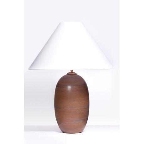 Lampa ACORN BROWN DECO.