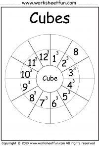 cubes worksheet classical conversations cycle 2 week 11