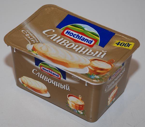 Плавленый сыр при кремлевской диете