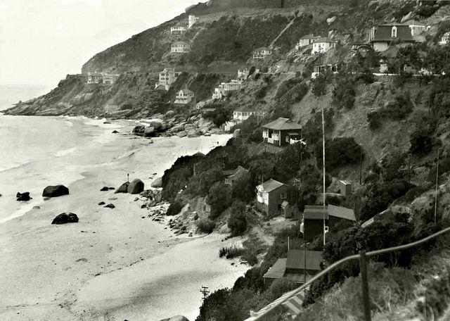 Clifton Beach, Cape Town 1934