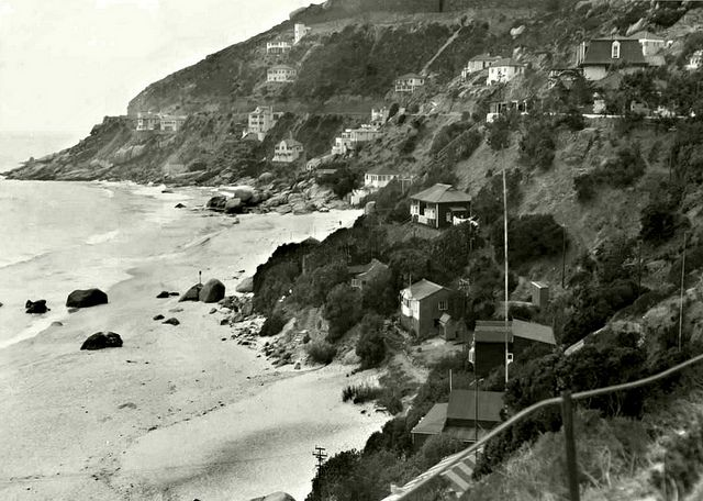 Clifton Beach, Cape Town 1934
