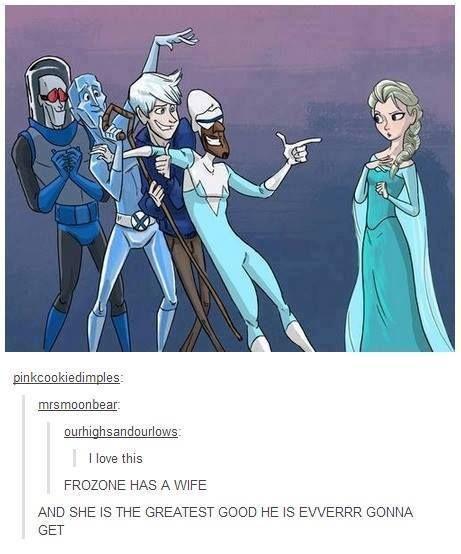 Frozen Love I love Jack Frost!!!
