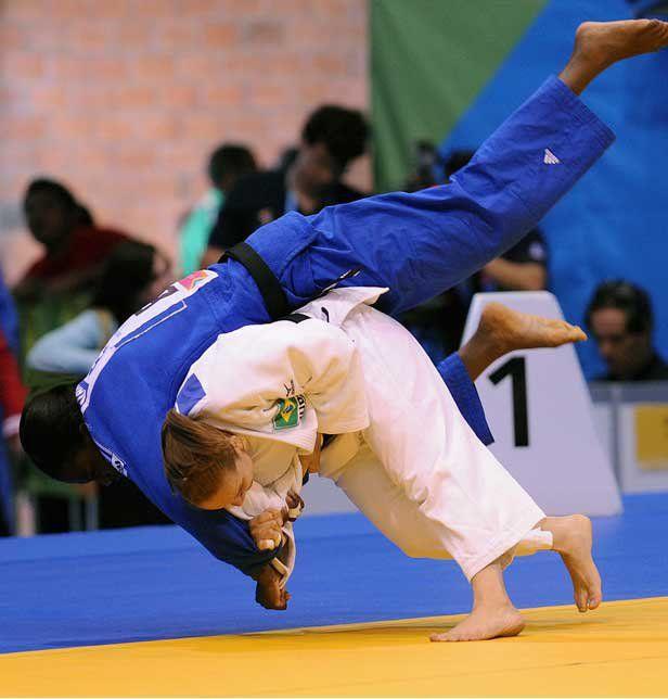 Judo: 10 bienfaits insoupçonnés